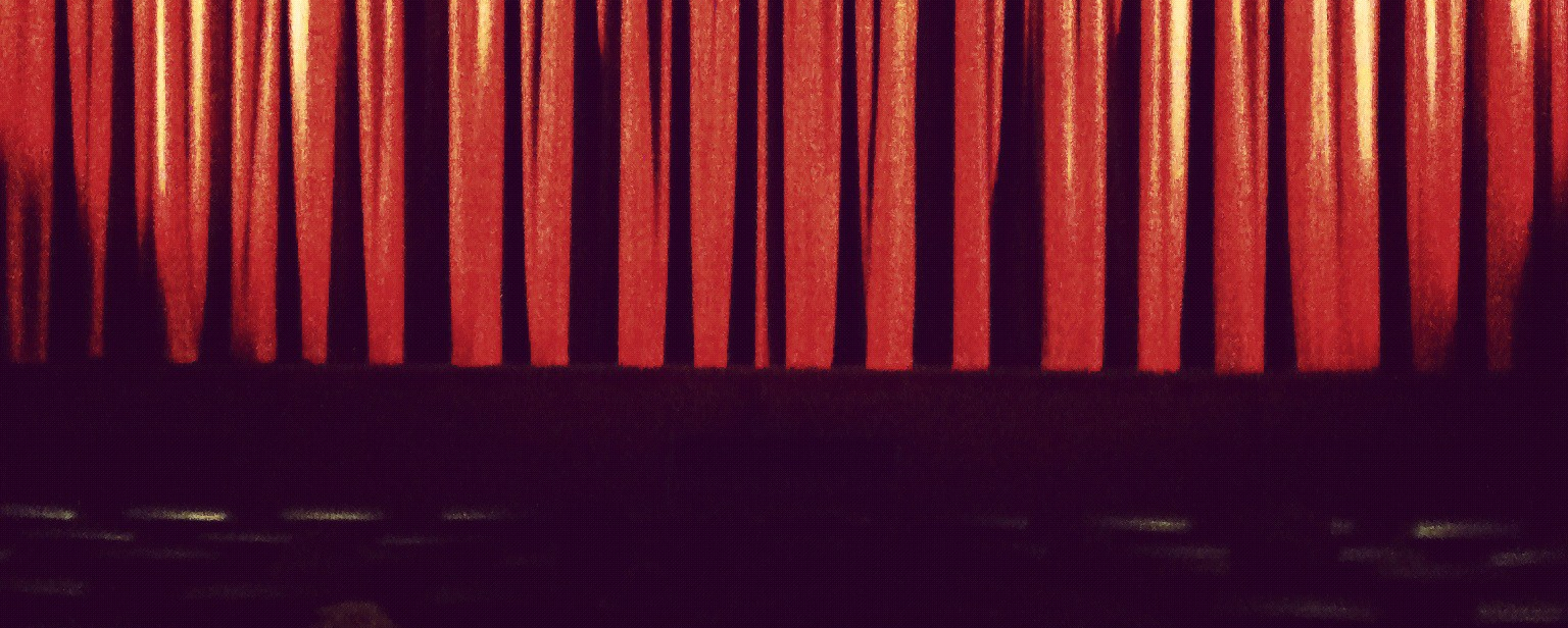 The Red Curtain 2